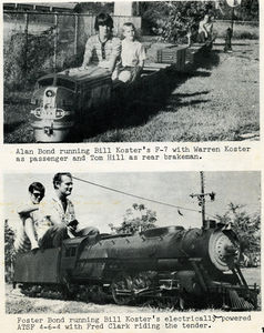 Koster S Miniature Railroad Supplies Inc Ibls