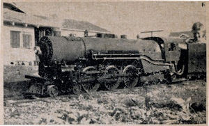 "Seely A. Randall custom build Hudson in 1-1/2 inch scale. From ""The Miniature Locomotive"", July-August 1954"